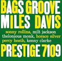 新品<LP> Miles Davis / Bags Groove