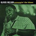 新品<LP> Oliver Nelson / Screamin' The Blues