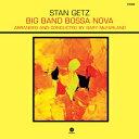 新品<LP> Stan Getz / Big Band Bossa Nova