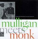 新品<LP> Thelonious Monk & Gerry Mulligan / Mulligan Meets Monk