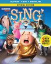 SALE OFF!新品北米版Blu-ray!【SING/シング】 Sing - Special Edition [Blu-ray/DVD]!