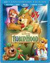 SALE OFF!新品北米版Blu-ray!【ロビン・フッド】 Robin Hood: 40th Anniversary Edition [Blu-ray/DVD]!