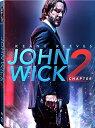 新品北米版DVD!【ジョン・ウィック:チャプター2】 John Wick: Chapter 2!<キアヌ・リーヴス主演>
