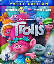 SALE OFF!新品北米版Blu-ray!Trolls(トロールズ) [Blu-ray/DVD]!<ドリームワークス製作>
