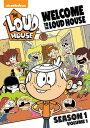 SALE OFF!新品北米版DVD!Welcome to the Loud House: Season 1, Volume 1!<ザ・ラウド・ハウス>