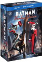 SALE OFF!新品北米版Blu-ray!Batman And Harley Quinn Deluxe Edition [Blu-ray/DVD]!<バットマン&ハーレイ・クイン><フィギュア..
