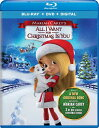 新品北米版Blu-ray!Mariah Carey's: All I Want for Christmas Is You [Blu-ray/DVD]!<マライア・キャリー『恋人たちのクリスマス』..