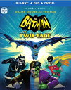 新品北米版Blu-ray!Batman vs. Two-Face [Blu-ray/DVD]!