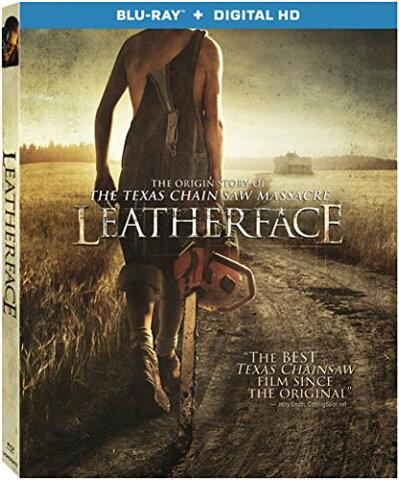 新品北米版Blu-ray!【レザーフェイス】 Leatherface [Blu-ray]!<『悪魔のいけにえ』前日譚>