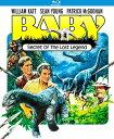 新品北米版Blu-ray!【恐竜伝説ベイビー】 Baby: Secret of the Lost Legend Blu-ray !<ディズニー(タッチストーン ピクチャーズ)製作のSFアドベンチャー>