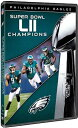 楽天RGB DVD STORE/SPORTS&CULTURESALE OFF!新品DVD!【NFL第52回スーパーボウル】 NFL Super Bowl 52 Champions - Philadelphia Eagles!