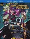新品北米版Blu-ray!【ニンジャバットマン】Batman...