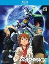 ■予約■新品北米版Blu-ray!【機動戦士ガンダムAGE】 <第3部・キオ編/第4部・三世代編(第