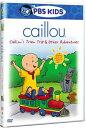 楽天RGB DVD STORE/SPORTS&CULTURESALE OFF!新品北米版DVD!【ケイルー】 Caillou: Caillou's Train Trip & Other Adventures!