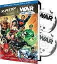【こちらの商品はお取り寄せの商品になります。入荷の目安:1〜3週間】 ※万が一、メーカーに在庫が無い場合はキャンセルとさせて頂く場合がございます。その際はご了承くださいませ。 Justice League: War [Blu-ray/DVD]+『Justice League Volume 1 Origin (Graphic Novel)』 [ US / Warner Home Video / Blu-ray+DVD+Graphic Novel ] 新品! [Blu-ray] の方は国内ブルーレイデッキで日本盤ブルーレイと同じようにご覧頂けます。 [DVD]の方はリージョンコード(DVD地域規格)が【1】になります。リージョンコードフリーのDVDデッキなど対応機種でご覧下さい。 ※アメリカ盤につき日本語字幕はございません。 『Justice League Volume 1 Origin』のグラフィックノベル付き限定盤!! 『Justice League: War』の北米版ブルーレイ!!DVDもセットで収録されています! 【仕様】 ■音声:英語 ■字幕:英語 ■ディスク枚数:2枚 ■収録時間:本編79分 【Special Features】 ・Creating Heroes: The Life And Art Of Jim Lee ・Justice League: War Act D - From Animatic To Pencil Test ・From The DC Comics Vault - 4 Vintage Cartoons ・Plus: Deconstructing War With Jay Oliva And Jim Lee ・A Sneak Peek At DC Universe's Next Animated Movie: Son Of Batman