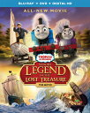 楽天RGB DVD STORE/SPORTS&CULTURESALE OFF!新品北米版Blu-ray!【きかんしゃトーマス Sodor's Legend of the Lost Treasure - The Movie】Thomas & Friends: Sodor's Legend of the Lost Treasure - The Movie [Blu-ray]