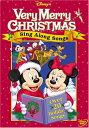 楽天RGB DVD STORE/SPORTS&CULTURESALE OFF!新品北米版DVD!【ディズニーと歌おう】 Disney's Sing Along Songs: Very Merry Christmas!