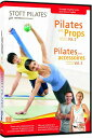 【STOTT PILATES DVD】 PILATES WITH PROPS 2