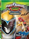 楽天RGB DVD STORE/SPORTS&CULTURESALE OFF!新品北米版DVD!【パワーレンジャー・ダイノチャージ Breakout】 Power Rangers: Dino Charge: Breakout!