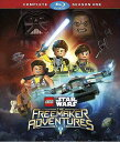 ■予約■SALE OFF!新品北米版Blu-ray!Lego Star Wars: The Freemaker Adventures Complete Season 1 [Blu-ray]!