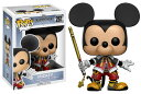 ■予約■[FUNKO(ファンコ)フィギュア] FUNKO POP! DISNEY: Kingdom Hearts - Mickey