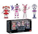 FUNKO(ファンコ)FUNKO COLLECTIBLE FIGURE: SISTER LOCATION - 4PK - FIGURE SET <FIVE NIGHTS AT FREDDY'S>