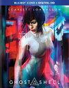 新品北米版Blu-ray!【ゴースト・イン・ザ・シェル】Ghost In The Shell [Blu-ray/DVD]!<スカーレット・ヨハンソン主演>