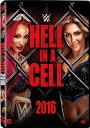 新品北米版DVD!WWE: Hell In A Cell 2016!