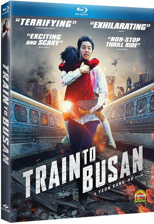 新品北米版Blu-ray!【新感染 ファイナル・エクスプレス】 Train To Busa…...:auc-rgbdvdstore:10036968