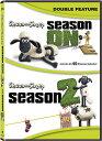 楽天RGB DVD STORE/SPORTS&CULTURESALE OFF!新品北米版DVD!【ひつじのショーン: シーズン1&2】 Shaun The Sheep: Season 1 & 2!