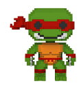 ■予約■[FUNKO(ファンコ)] FUNKO 8-BIT POP!: Teenage Mutant Ninja Turtles - Ralphael <ティーンエイジ・ミュータント・ニンジャ・タートルズ>