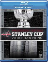 SALE OFF!新品北米版Blu-ray!2018 Stanley Cup Champions [Blu-ray/DVD]!<2018年スタンレーカップ・チャンピョンシップ>