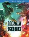 ■新品北米版Blu-ray!【ゴジラvsコング (2021)】 Godzilla Vs. Kong Blu-ray/DVD !