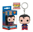 Funko Pocket Pop! Keychain: Marvel DC - Superman <スーパーマン>