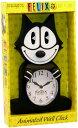 [NJ Croce(NJクローチェ)] Felix the Cat 3-D Motion Clock