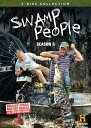 新品北米版DVD!【アリゲーター$ハンター〜命知らずの男たち〜】 Swamp People: Season 5!