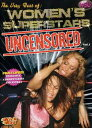 新品北米版DVD!Women's Superstars Uncensored: Volume One (Women's Pro Wrestling) !