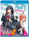 新品北米版Blu-ray!【やはり俺の青春ラブコメはまちがっている。】全13話!