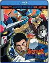 新品北米版Blu-ray!【真ゲッターロボ対ネオゲッターロボ】 OVA全4話!