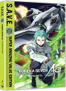 新品北米版DVD!【交響詩篇エウレカセブンAO】全24話+OVA『ユングフラウの花々たち』!