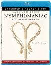 新品北米版Blu-ray!【ニンフォマニアック ディレクターズ・カット】 Nymphomaniac Vol.1 & Vol.2: Extended Direct...