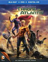 新品北米版Blu-ray!Justice League: Throne of Atlantis [Blu-ray/DVD]!<日本語字幕付き!>