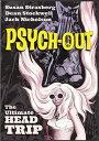 新品北米版DVD!【嵐の青春】 Psych-Out!<ジャック・ニコルソン主演>