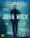 新品北米版Blu-ray!【ジョン・ウィック】 John Wick [Blu-ray/DVD]!<キアヌ・リーヴス主演作>