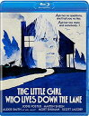 新品北米版Blu-ray!【白い家の少女】 The Little Girl Who Lives Down the Lane [Blu-ray]!