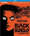 新品北米版Blu-ray!【血ぬられた墓標】 Black Sunday: Remastered Edition [Blu-ray]!