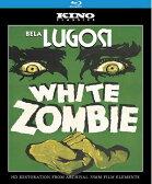 新品北米版Blu-ray!【恐怖城 ホワイト・ゾンビ】 White Zombie: Kino Classics' Remastered Edition [Blu-ray]!