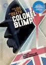 新品北米版Blu-ray!【老兵は死なず】 The Life and Death of Colonel Blimp (Criterion Collection) [Blu-ray]!