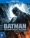 新品北米版Blu-ray!【バットマン:ダークナイト リターンズ <デラックス・エディション>】 Batman: The Dark Knight Returns (Delux..