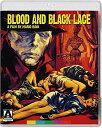 新品北米版Blu-ray!【モデル連続殺人!】 Blood And Black Lace [Blu-ray/DVD]!<マリオ・バーヴァ監督作>